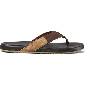 Reef Cushion Phantom SE Sandals Men, brown/cork
